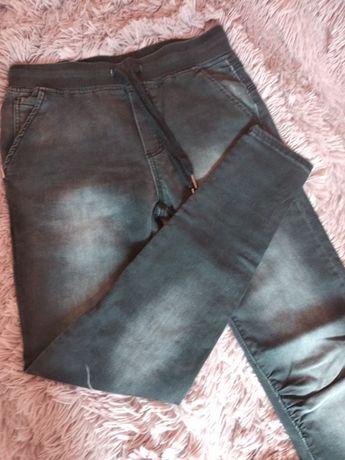 Spodnie , jeansy DENIM