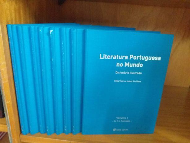 Literatura portuguesa no mundo - 8 livros por 5€