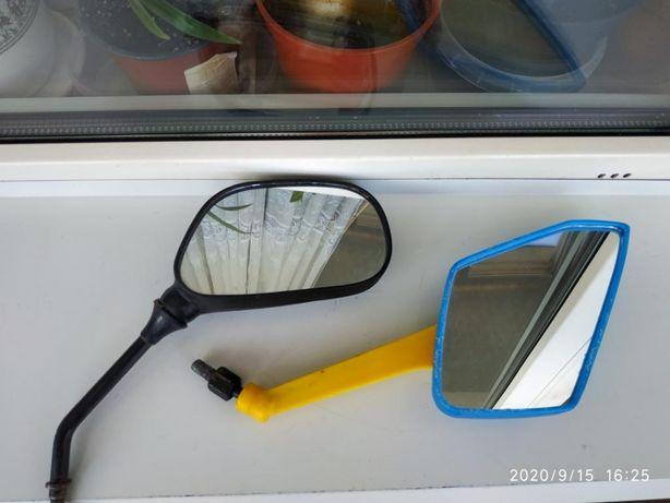 Зеркала на мопед,скутер