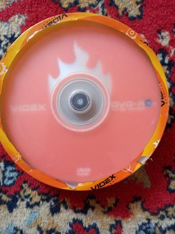 DVD-R 16x 4,7 gb 120 min videx