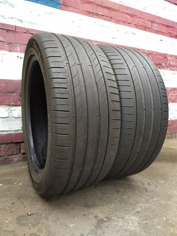 Пара 1000грн резина колеса шины 265/45 r20 continental contisportconta