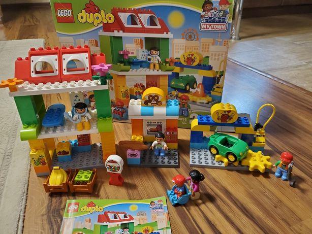 Lego duplo 10836 (городская площадь)