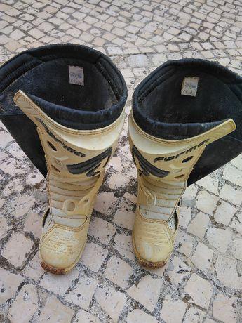 Botas motocross Peças