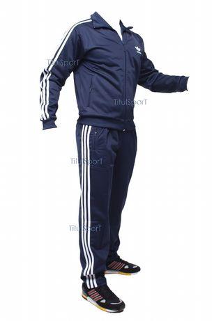 80s Adidas спортивный костюм Эластик  Австрия ФЕНИКС с Белой полосой