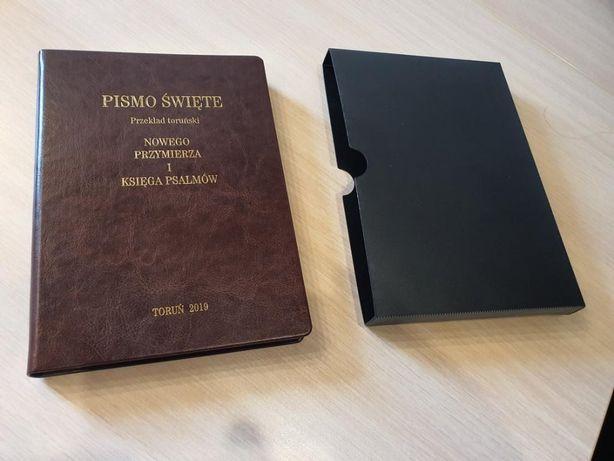 Toruńskie Nowe Przymierze i Psalmy