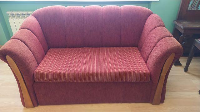 Rozkladana kanapa/sofa 2-osobowa