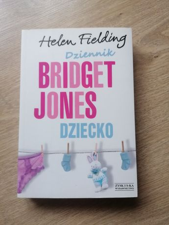Bridget Jones Dziecko Helen Fielding