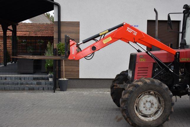 Hit Ładowacz czołowy MTZ c385 Belarus 800kg udzwig 912 dowóz WOL-MET