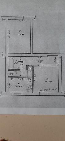Продам 2х,кв.ЦЕНТР,УЛ.ПУШКИНА,1эт 4этаж поверха,37000$,можно под офис,
