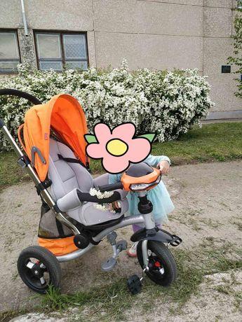 Детский трехколёсный велосипед crosser дитячий