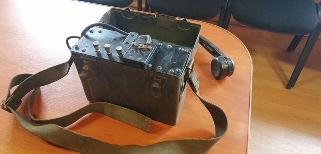 (ИАА-44)- американский полевой телефон с индукторным вызовом, системы