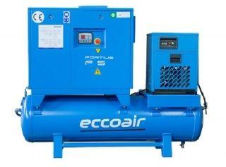 Винтовой компрессор Eccoair (Турция) DALGAKIRAN
