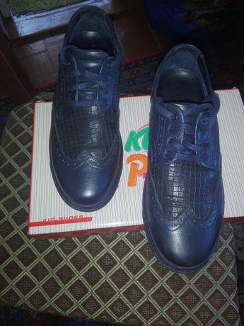 Продам турецкие туфли kemal pafi
