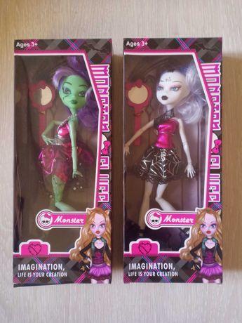 Продам две куклы Монстер Хай (Monster Girl) на шарнирах.