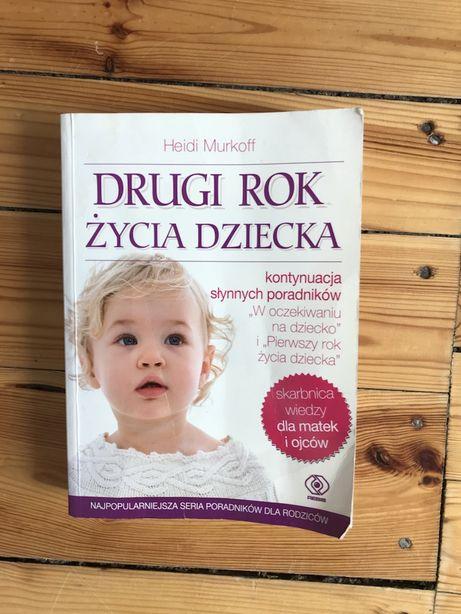 Drugi rok życia dziecka książka