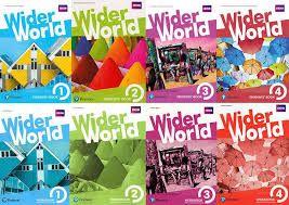 Wider World PDF Электронные книги + Ответы