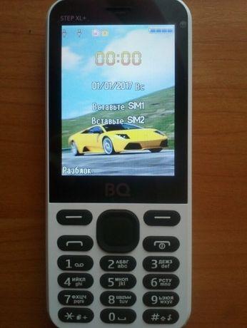 Продам НОВЫЙ мобильный телефон BQ-2831 Step XL+