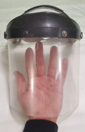 Щиток защитный, для защиты лица (Б/У) .