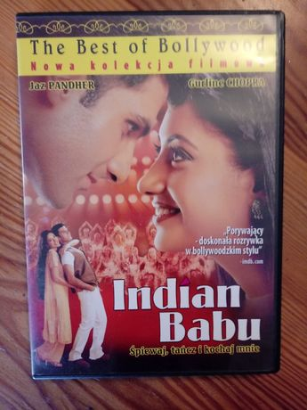 Film DVD Indian Babu
