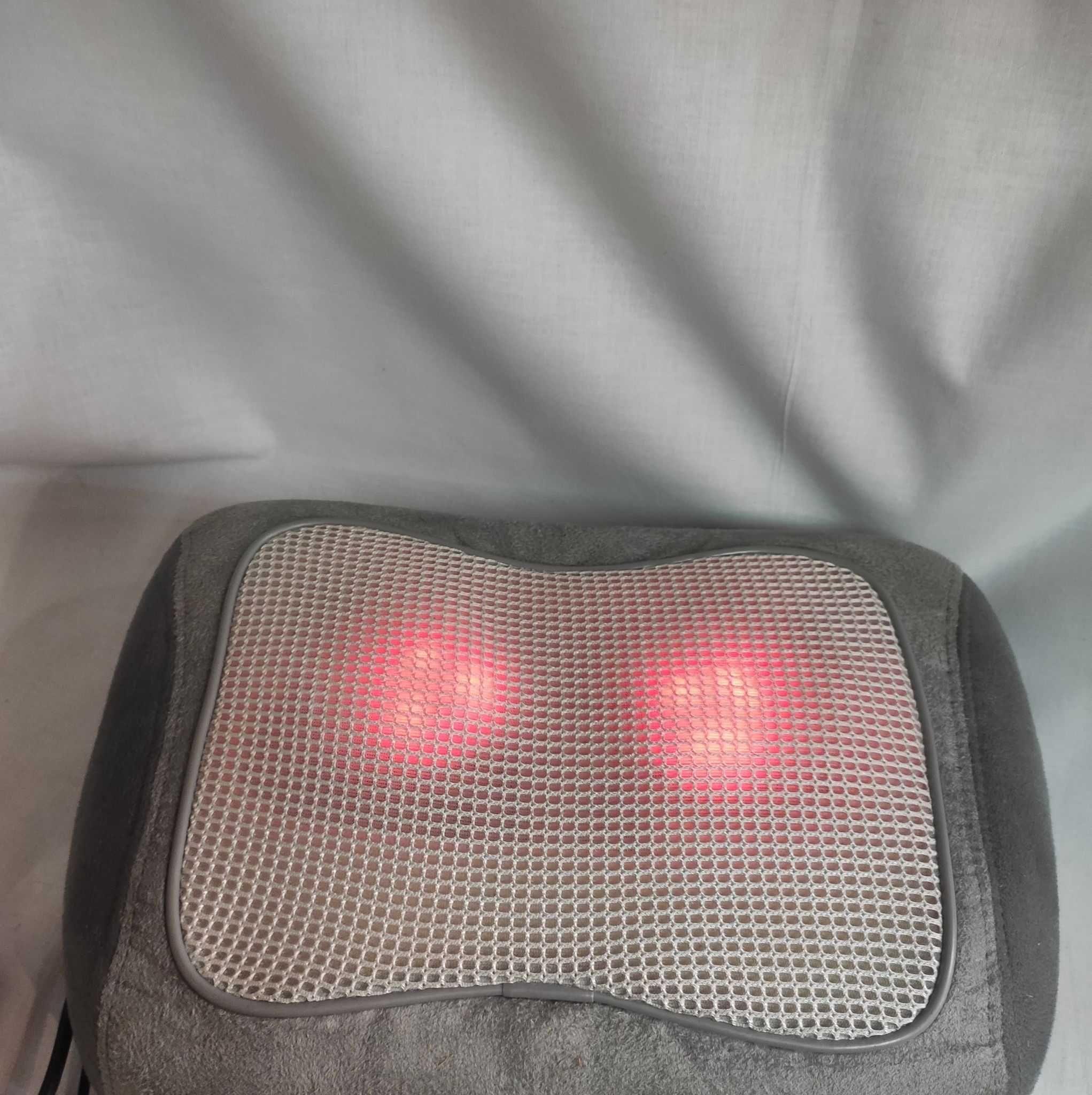 masażer -poduszka masująca  curamed shiatsu SM-1, lombard madej sc