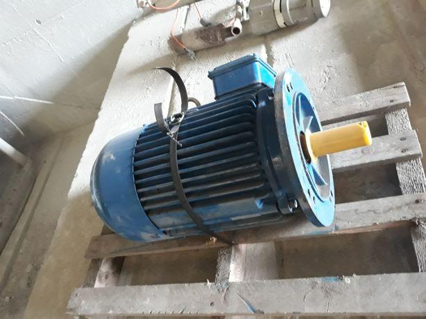 Nowy silnik 22 kw