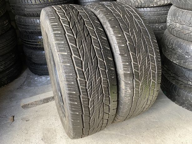 7.1mm 255/60 R18 Continental ContiCrossContact LX2 Шины летние бу
