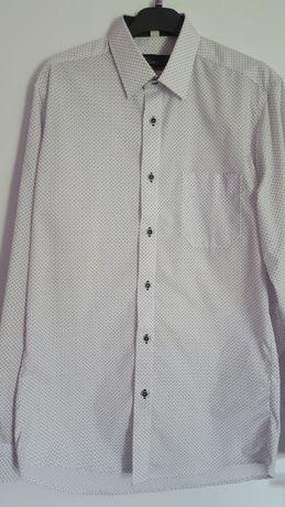 Koszula RampiX Slim Fit - Wzorek