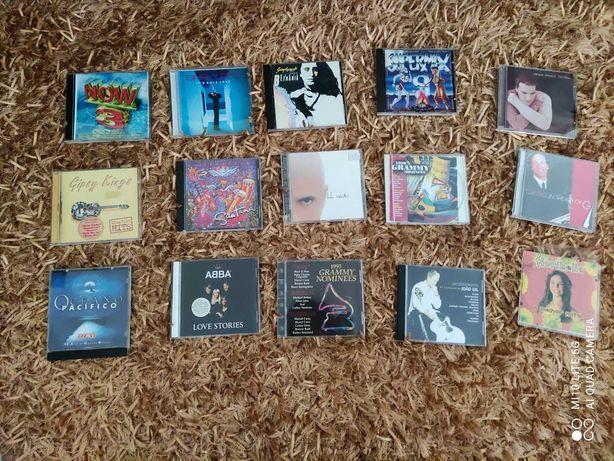 CD de variados artistas
