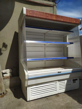 Холодильная витрина регал