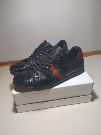 Buty Gucci Sneakersy Oryginalne