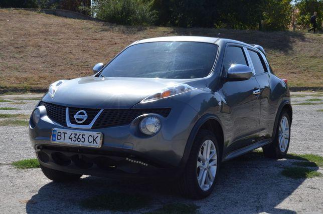 Продам Nissan Juke 1.6 turbo