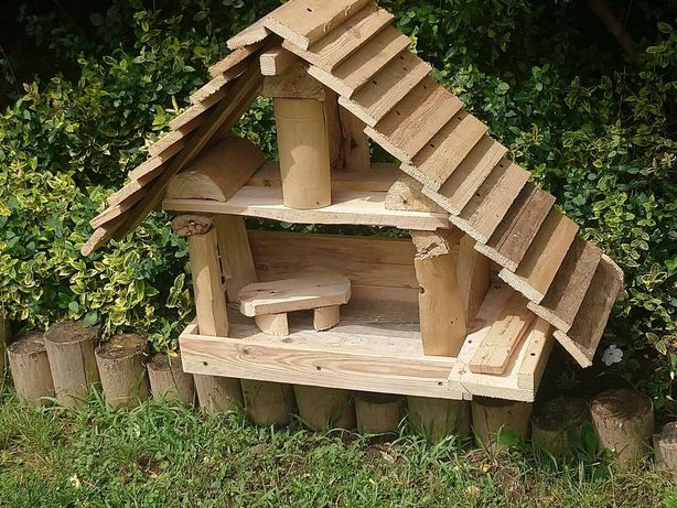Karmik-domek dla ptakow