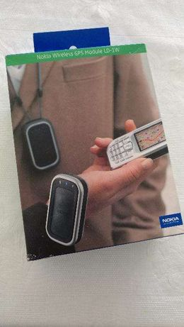 Nokia Wireless GPS Module LD-1W Bluetooth