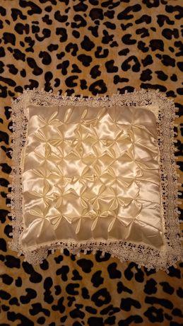 Подушка для обряда на свадьбу
