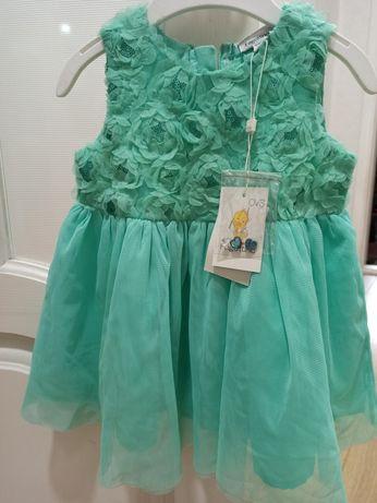 Сукня платье Fagottino 74/80, 12-18 міс (ovs, next, carter's)