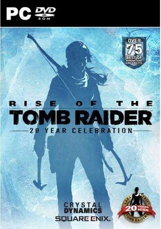Tomb Raider 20 Year Celebration PL PC Nowa Folia tomland.eu