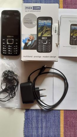 MaxCom MM238 2G telefon dla seniora