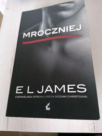 Książka Mroczniej El James