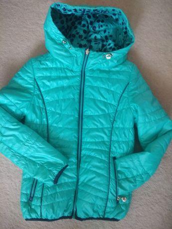 Модная осенняя куртка, двусторонняя