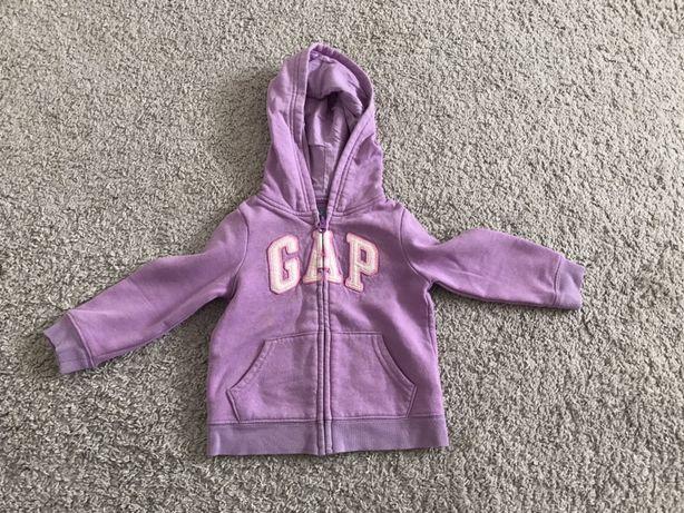 Sweterki i bluzy dziewczęce GAP i inne rozmiar 92