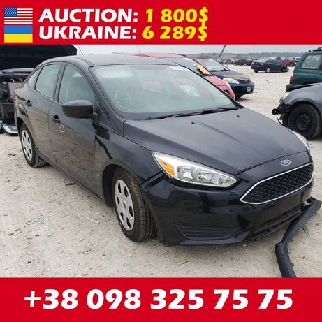 FORD  FOCUS S  2016 года