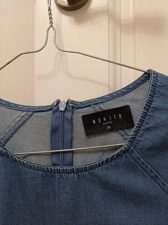 Sukienka mohito sukienka jeans rozmiar 36