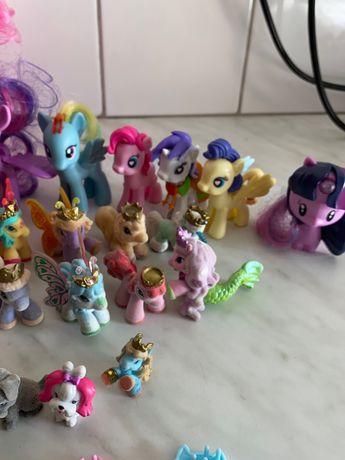 My little Pony i Filly zestaw REZERWACJA