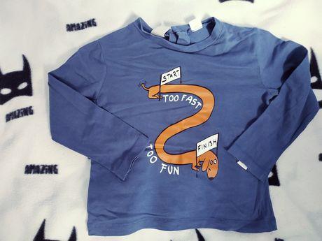 Koszulka Zara rozm 104