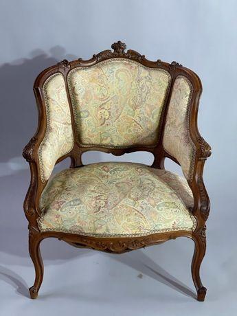 Fotel Berżera vintage ( Francja)