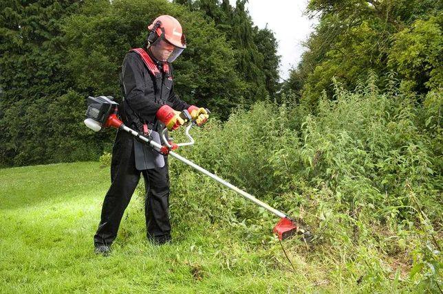 Koszenie trawy i nieużytków MIELEC RZESZÓW, faktura VAT