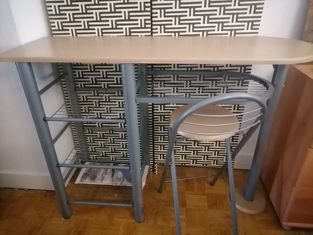 Mesa de cozinha apoio
