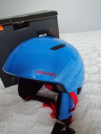 Sprzedam kask narciarski head rozmiar xs