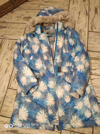 Детская зимняя куртка libellule
