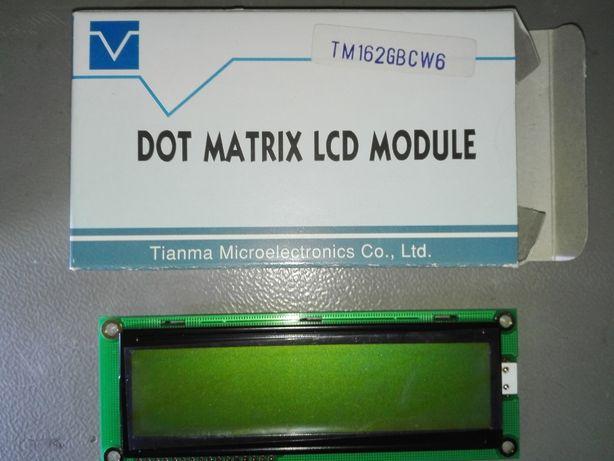 wyświetlacze LCD 40x2_16x2 - podświetlenie LED